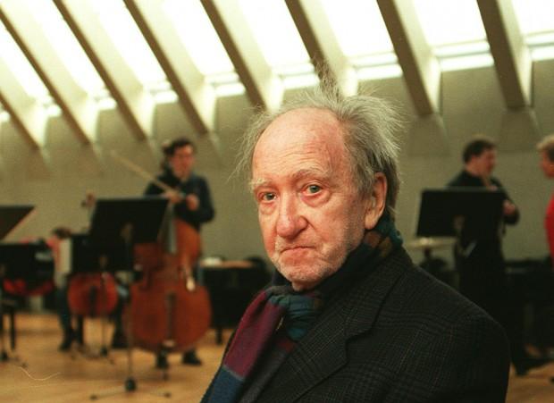 Норберт Ґланцберґ. Фото з сайту:http://www.liveinternet.ru/users/seniorin/post385019805/