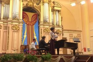 Концерт пам'яті Богдана Сороки